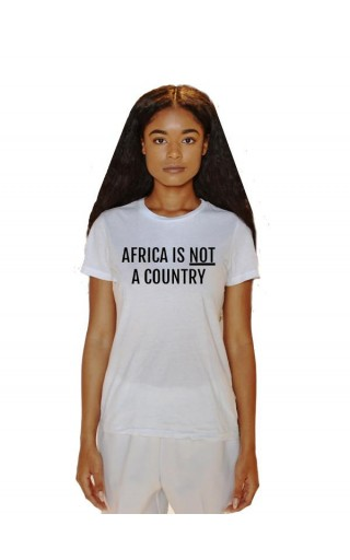 White Africa Is Not A country