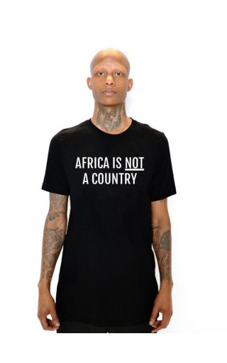 Black Africa Is Not a Country