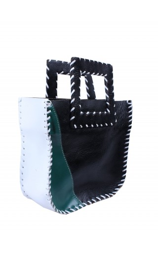 The Nwadi Mini-Tote Black