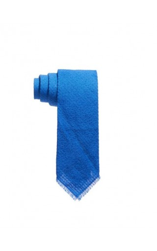 Solid Dyed Tie Azure