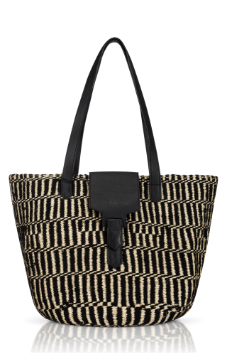 Kiondo Shopper Black