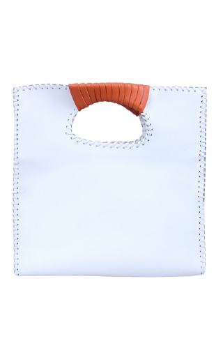 The Nkiru Bag White