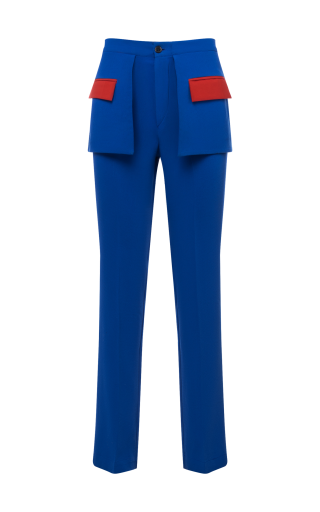Two Tone Suit Pants
