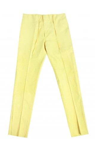 New Africa Native Slit Trousers (Yellow)