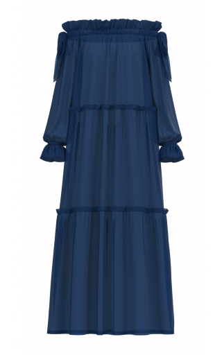 Adaeza dress - Navy