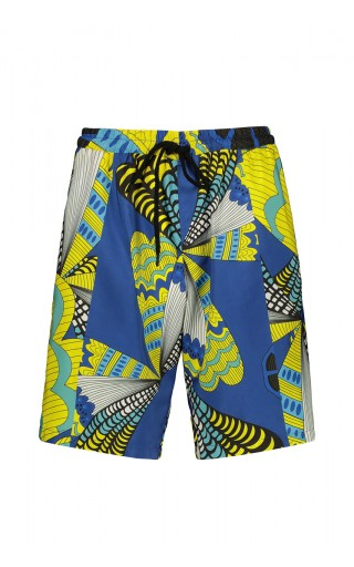 Multi Print Board Shorts