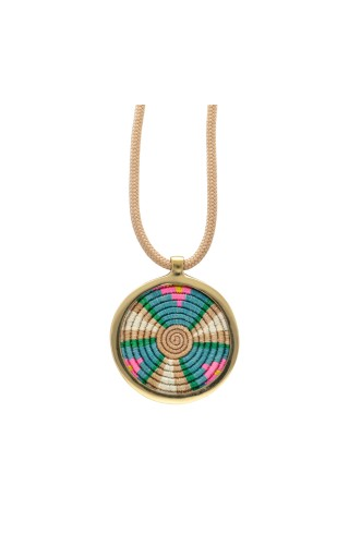 Kwasi Amulet Necklace