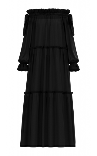 Adaeze Dress - Black