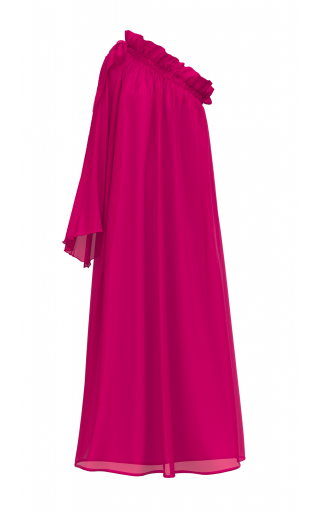 Reni Dress - Fuchsia
