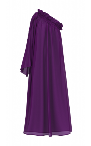 Reni Dress - Purple